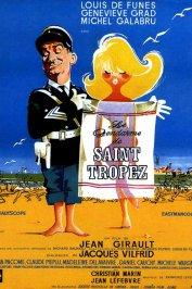 background picture for movie Le gendarme de Saint-Tropez