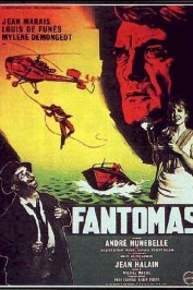 background picture for movie Fantomas