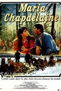 Affiche du film : Maria chapdelaine