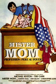 Affiche du film : Mister mom