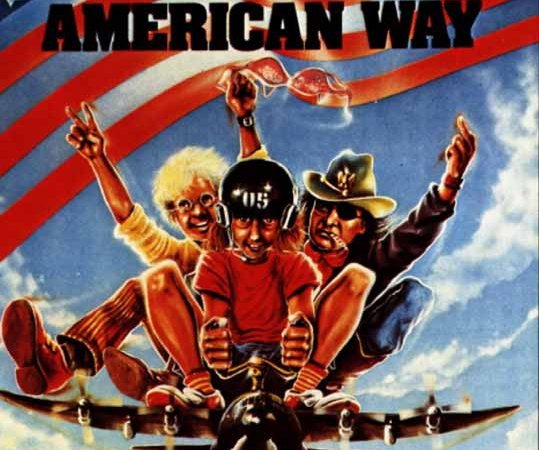 Photo du film : The american way