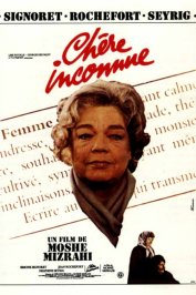 background picture for movie Chère inconnue