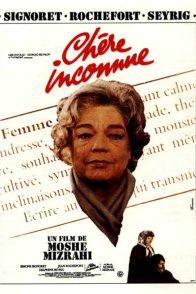 Affiche du film : Chère inconnue