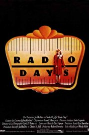 background picture for movie Radio days