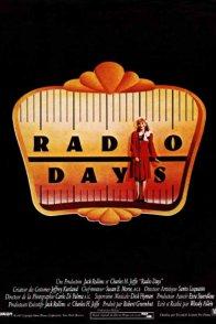 Affiche du film : Radio days
