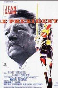 Affiche du film : Le président