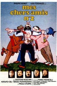 Affiche du film : Mes chers amis 2