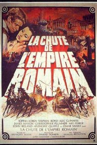 Affiche du film : La chute de l'Empire Romain