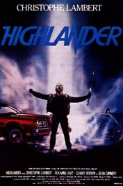 background picture for movie Highlander