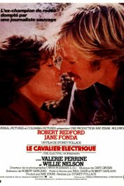 background picture for movie Le cavalier electrique