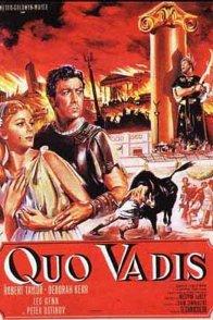 Affiche du film : Quo vadis