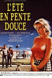 background picture for movie L'été en pente douce
