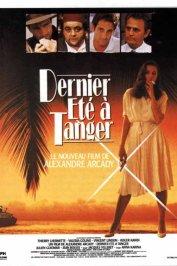 background picture for movie Dernier été à Tanger