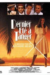 Affiche du film : Dernier été à Tanger