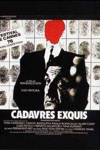 Affiche du film : Cadavres exquis