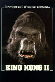 background picture for movie King kong ii