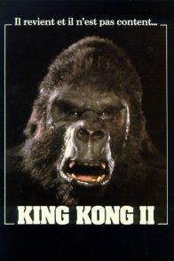 Affiche du film : King kong ii