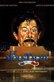 background picture for movie Le moustachu