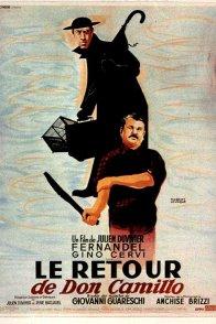 Affiche du film : Le retour de don camillo