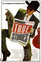 background picture for movie True stories
