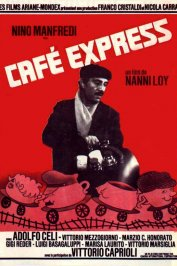 background picture for movie Cafe express