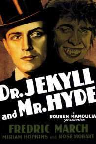 Affiche du film : Docteur Jekyll et Mr Hyde