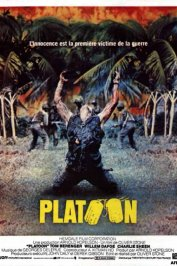 background picture for movie Platoon