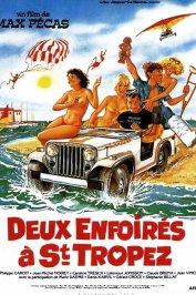 background picture for movie Deux enfoires a saint tropez