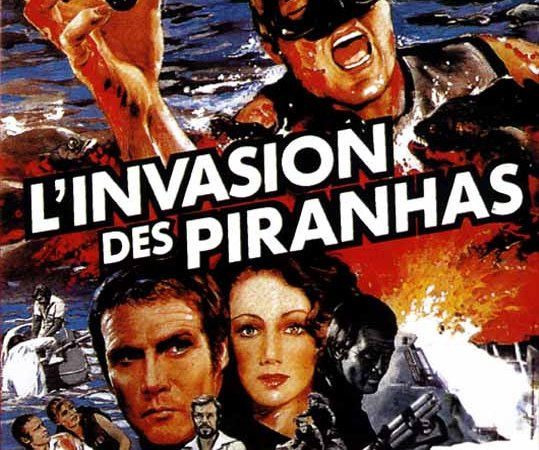 Photo du film : L'invasion des piranhas