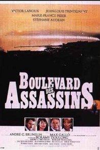Affiche du film : Boulevard des assassins