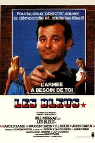 Affiche du film : Les bleus