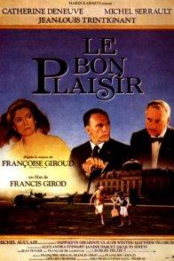 Affiche du film : Le bon plaisir