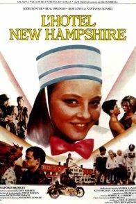 Affiche du film : Hotel new hampshire
