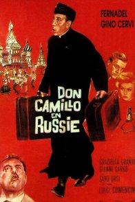 Affiche du film : Don Camillo en Russie
