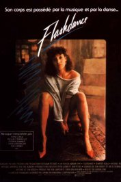 background picture for movie Flashdance