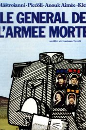 background picture for movie Le Général de l'armée morte