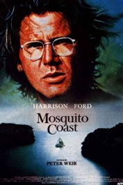 background picture for movie Mosquito coast