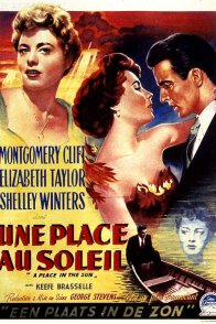 Affiche du film : Une place au soleil