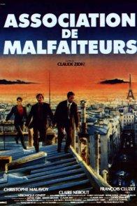 Affiche du film : Association de malfaiteurs