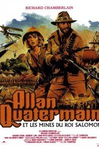 Affiche du film : Allan quatermain et les mines du roi