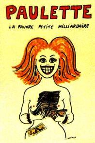 Affiche du film : Paulette la pauvre petite milliardair