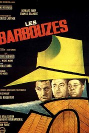 background picture for movie Les Barbouzes