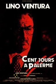 Affiche du film : Cent jours a palerme