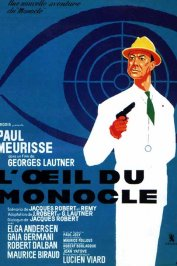 background picture for movie L'oeil du monocle
