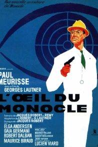 Affiche du film : L'oeil du monocle