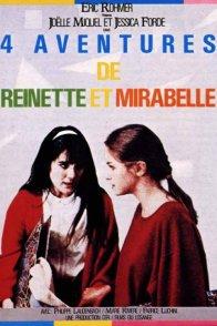 Affiche du film : 4 aventures de reinette et mirabelle