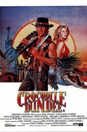 background picture for movie Crocodile dundee