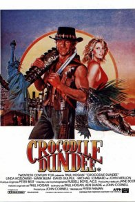 Affiche du film : Crocodile dundee