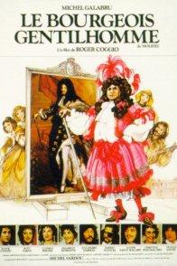 Affiche du film : Le bourgeois gentilhomme