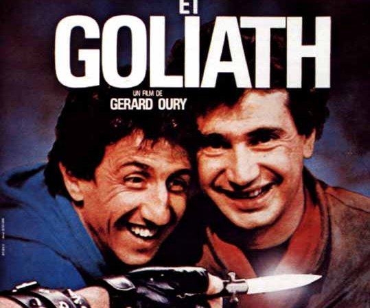 Photo du film : Lévy et Goliath